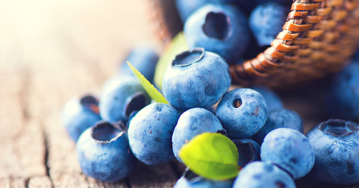 Blueberries for lower bloodpressure